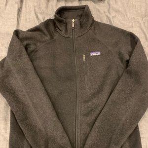 Patagonia Better Sweater Fleece Jacket Size Medium
